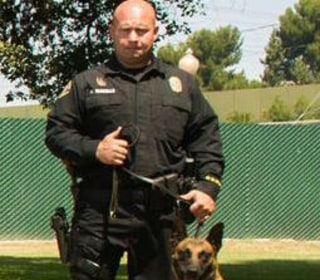 Armed Suspect, Police Dog Killed During SWAT Standoff