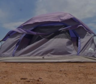 Parents Banish Teen to Backyard Tent for Theft: Too extreme?