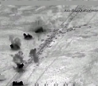 Iraq Destroys 200 Vehicles in Airstrike on Alleged ISIS Convoy