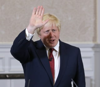 Boris Johnson Rules Himself Out of U.K. Leadership Race