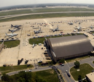 Active Shooter Drill Leads to Chaos at Joint Base Andrews