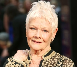 Judi Dench Gets First-Ever Tattoo at Age 81