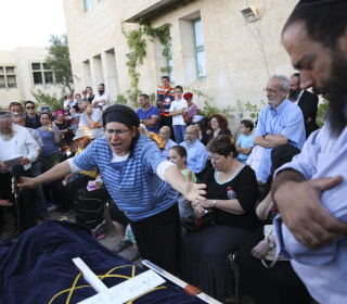 Hallel Ariel's Mom Mourns Daughter Killed in Kiryat Arba, West Bank, Attack