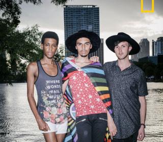 Orlando Strong: Powerful Portraits Show LGBT Unity