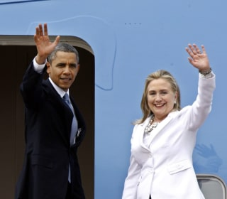 How Hillary Clinton Would Differ From President Obama's Foreign Policy