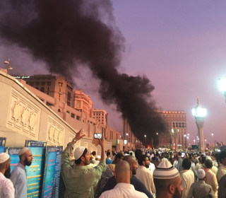 ISIS Trying to Topple Saudi King with Attack on Mohammed's Mosque
