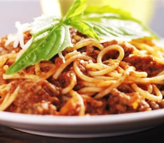 Don't Skip the Spaghetti! Study Says Pasta Not Fattening