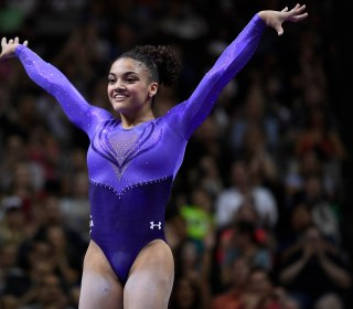 Olympian Laurie Hernandez, Mom: 'We're a Close-Knit Puerto Rican Family'