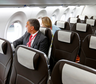 Bombardier's Wide-Seat Plane Takes Off for Delta and Swiss Air