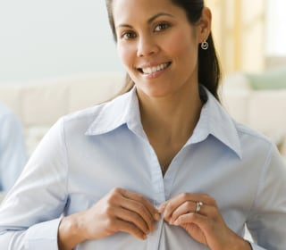 Here's Why Men's and Women's Shirts Button on Opposite Sides
