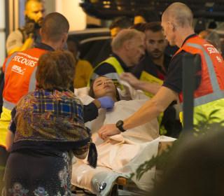 Scenes of Devastation After Truck Kills Revelers