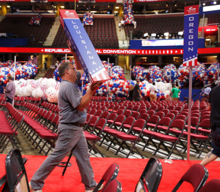 Cleveland Gets Ready for Republican National Convention