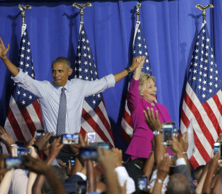 In Philadelphia, Obama Will Pass Leadership of a Party He Reshaped