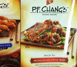 P.F. Chang's Recalls More Frozen Meals Over Metal Shards in Sauce