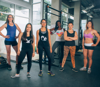 'Women Who Lift': Meet the Engineers Behind 'Spitfire Athlete'