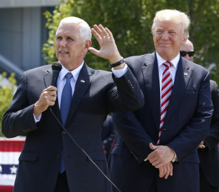 Despite Differences, Mike Pence Has Earned Donald Trump's Trust