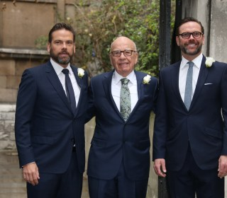 How Influential Are James and Lachlan Murdoch, Heirs to Rupert's Empire?