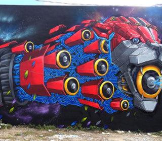 Latino Muralist Man One's List of 8 Graffiti Artists to Follow