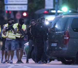 Gunman Kills 9 in Munich Mall Shooting Rampage, Then Kills Self: Police