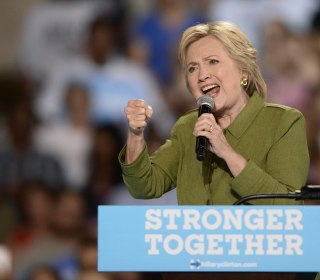 Hillary Clinton: We Don't Need Candidates Who 'Talk Trash About America'