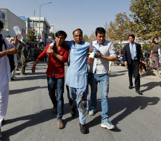 Suicide Bombings at Kabul Demonstration Kill 80, Injure Over 200