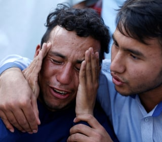 Deadly Blasts Target Protest March in Kabul