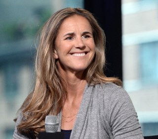 Women's Soccer Legend Brandi Chastain Has a Brand New Goal