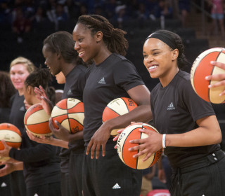 WNBA Rescinds Fines Issued Over 'Black Lives Matter' Protest