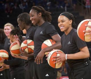WNBA Rescinds Fines Issued Over 'Black Lives Matter' Protest