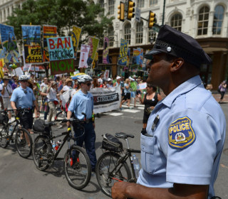 Philadelphia Officers 'Prepared' to Keep Democratic National Convention Safe