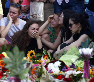 Mourners Pay Tribute to Victims of Munich Mall Shooting