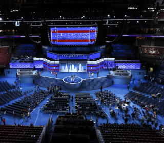 Philadelphia Gets Ready for Democratic National Convention