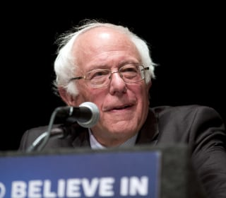 First Read: Bernie's Big Night