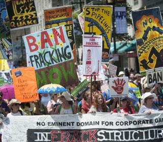 Protesters Descend on Philadelphia Ahead of DNC
