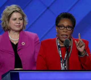 Who is DNC Chair Marcia Fudge?
