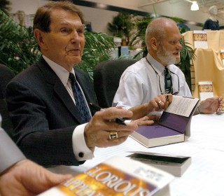 'Left Behind' Co-Author Tim LaHaye, Leading Voice of Evangelicalism, Dies