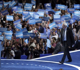 Hesitation, 'Disgust,' Uncertainty Among Sanders Delegates Ahead of DNC Roll Call