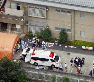 19 Killed, 25 Injured in Japan Stabbing Spree