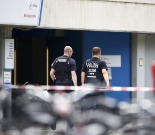 Berlin Doctor Shot, Critically Wounded at University Clinic