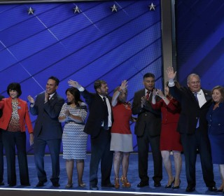 Commentary: The Latino 'Brand' Is Alive and Well at the DNC, As It Should Be