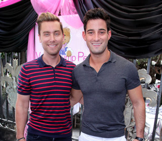 Lance Bass, Husband 'Can't Wait' to Grow Their Family