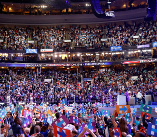 DNC Roll Call Brings Mixed Reactions Among Asian-American Delegates