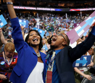 History Made: Clinton Secures Party Nomination