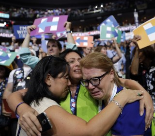 Love Her or Hate Her, Social Media Proclaim Clinton's Nomination Historic