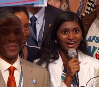Meet the 18-Year-Old Delegate Who Introduced Her State at the DNC