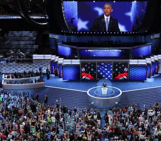 7 Protesters Arrested After Security Breach at DNC