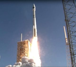 Secret Spy Satellite Launched From Cape Canaveral
