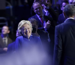 LIVE UPDATES: Democrats Wrap Up in Philly With Hillary