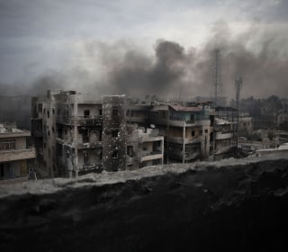 Aleppo Siege: U.N.'s De Mistura Warns Time is Running Out for Syrian City