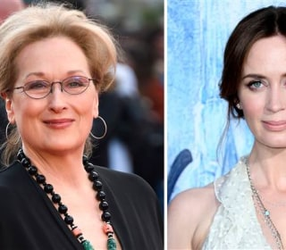 Meryl Streep Joins 'Mary Poppins' Sequel
